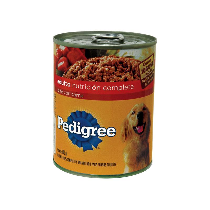Comidas húmedas perro