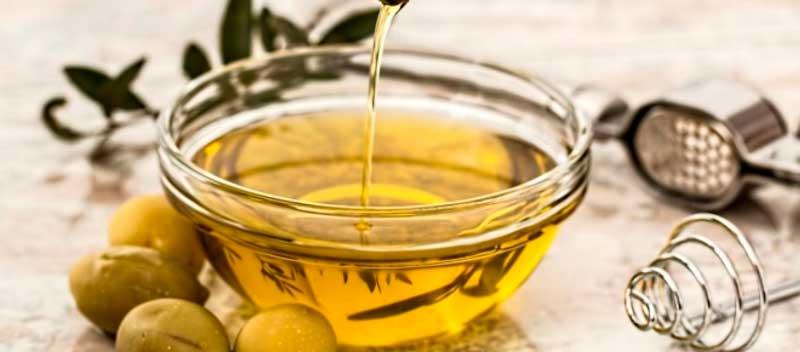 Es bueno el aceite de oliva para los perros