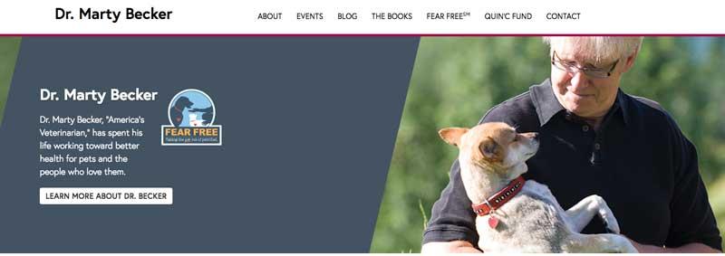 blog del veterinario Marty Becker