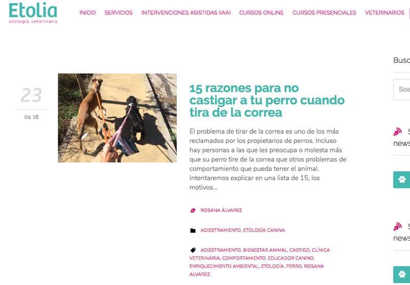Etolia blog veterinario
